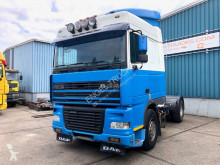 Nyergesvontató DAF 95-380XF SPACECAB (MANUAL GEARBOX / AIRCONDITIONING / EURO 3) használt