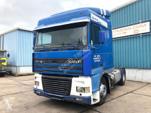 Tracteur DAF 95-380XF SPACECAB (EURO 2 / MANUAL GEARBOX / AIRCONDITIOING) occasion