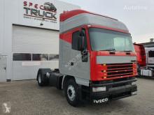 Tahač Iveco EuroStar 420, RETARDER ,Manual PUMP, Steel /Air použitý