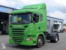 Cabeza tractora Scania G410*Euro 6*Retarder*Klima*Kühlbox* usada