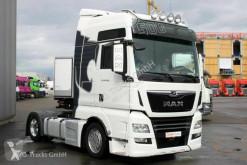 Tratores transporte excepcional MAN TGX TGX 18.500 XXL Retarder ACC Alcoa Navi 2x Tank