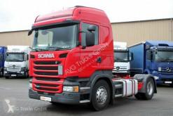 Tratores Scania R R 450 Highline Kipphydraulik+Schubbodenhydrau