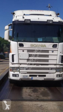 Tratores Scania L 164L480