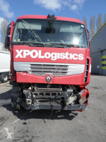 Renault Premium 460 DXI Sattelzugmaschine verunglückter
