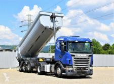 Tracteur Scania G440 Sattelzugmaschine + Anhänger/Kipper !