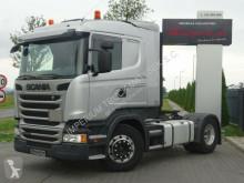 Tahač Scania R 450 / LOW CAB/ HYDRAULIC SYSTEM/ ALU WHEELS/