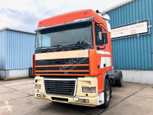 Tracteur DAF 95-430XF SPACECAB (EURO 2 / ZF16 MANUAL GEARBOX / ZF-INTARDER / AIRCONDITIONING) occasion