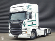 Tractor Scania R 580 usado