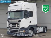 Scania R 410 tractor unit used hazardous materials / ADR