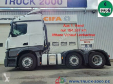 Mercedes Actros Actros 2648 Stream Space Lenk Lift Vorlauf1.Hand tractor unit used