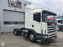 Tracteur Scania 124L 420 ,Steel/Air, Manual occasion