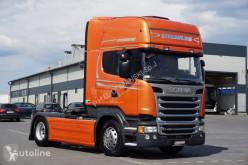 Влекач Scania R 450 / TOPLINE / ACC / EUO 6 / HYDAULIKA / ETADE втора употреба