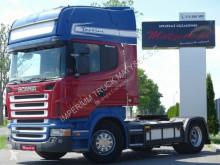Tracteur Scania R 420 / TOPLINE / HYDRAULIC SYSTEM/ OPTICRUSIE