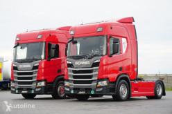 Tahač Scania R / 450 / ACC / EUO 6 / ETADE / NOWY MODEL použitý