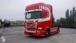 Çekici tehlikeli maddeler / ADR Scania R 450