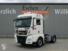 Tracteur MAN TGX TGX 18.460 4x4H BLS*Kipphydr*EUR6*Autom*Intard