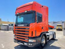 Cabeza tractora Scania L 124L420 usada