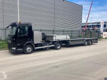 Tracteur DAF LF220 trekker oplegger