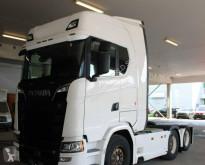 Cabeza tractora Scania S580 6x2 Euro 6 Tractor Unit (Volvo-Iveco)