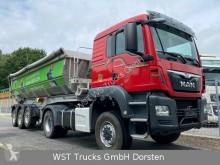 Tracteur MAN TGS 18.500 TGS Hydraulik 1 Bett Top Garantie