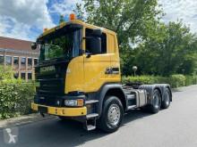 Çekici Scania G G450 6X4 / Kipphydraulik / Euro6 / D-LKW özel konvoy ikinci el araç