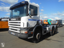 Tracteur Scania P 124 occasion