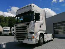 Scania tractor unit R R450 Topline- RETARDER- Tanks- New enigine