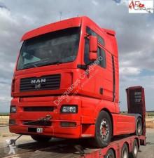 Tracteur MAN TG 480 A