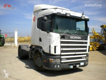 Scania 144 L 530 Sattelzugmaschine gebrauchte