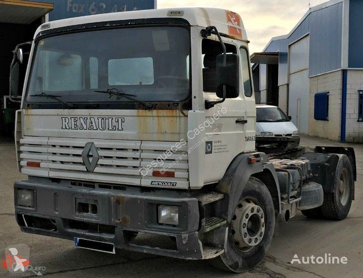 View images Renault G300.20 tractor unit