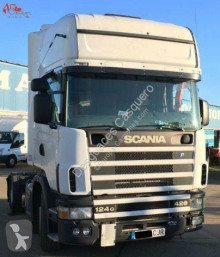 Tracteur Scania 124 L 420 occasion