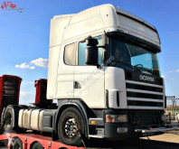 Tracteur Scania R124 470 occasion