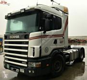 Cabeza tractora Scania 144L 460 usada