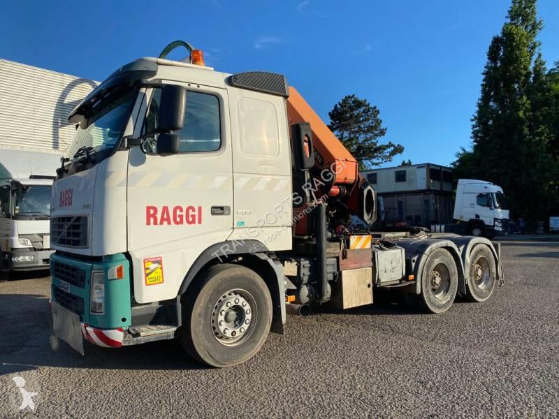Voir les photos Tracteur Volvo FH12 500