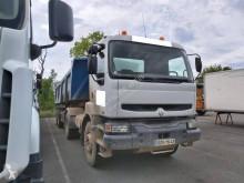 Renault Kerax 420 tractor-trailer used construction dump