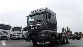Cabeza tractora convoy excepcional MAN TGX 33.540