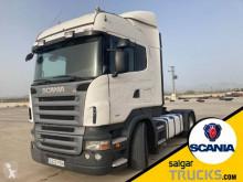 Влекач Scania R 480 втора употреба