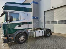Tracteur Scania 124L 124L420 4x2 SHD/Klima occasion