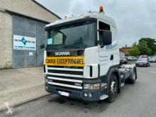 Cabeza tractora Scania 114 L 380 4X2 Retarder / Manulgear / Euro 2 usada