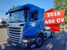 Traktor Scania G 450 brugt