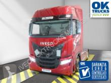 Cabeza tractora Iveco S-WAY AS440S48T/FP LT productos peligrosos / ADR usada