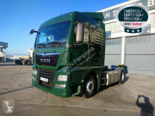 MAN TGX 18.500 4X2 BLS tractor unit used hazardous materials / ADR
