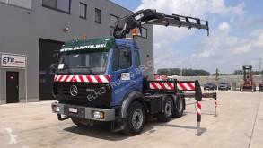 Cabeza tractora Mercedes SK 2544 usada