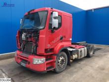 Tracteur Renault Premium 430 DXI accidenté