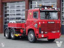 Çekici Scania LB 141 V8 - Boogie - Sleepercab - Manual - Full steel ikinci el araç