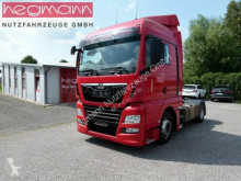 Çekici özel konvoy MAN TGX TGX 18.420 LLS-U, Intarder, 2 Tanks, LGS, Vollsp