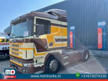 Çekici Scania 124 420 manual