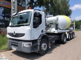 Cabeza tractora Renault Lander 430 Dxi EEV, Lierbherr 12 M3, Mixer, Combi