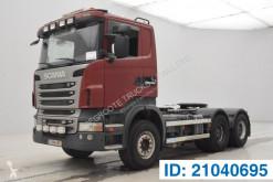 Tahač nebezpečné látky / adr Scania R 480
