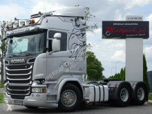 Tracteur Scania R 520 /V8/6X4 /RETARDER /I-COOL/ LEATHER/70 T!! occasion